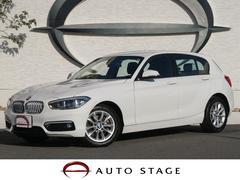 BMW118i スタイル HDDナビ 衝突軽減装置 LEDヘッド
