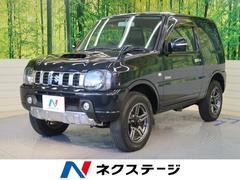 ジムニークロスアドベンチャー 4WD ターボ SDナビ 赤革