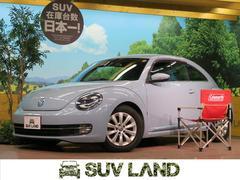 VW ザ・ビートルデザイン 社外ナビ クリアランスソナー 純正16インチAW