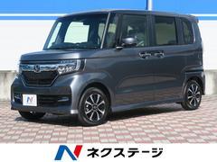 N BOXカスタムG・EXホンダセンシング 届出済未使用車 バックカメラ