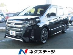 ノアSi トヨタセーフティセンス 両側パワスラ LEDヘッド