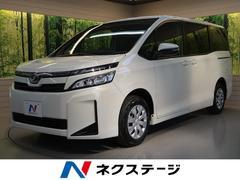 ヴォクシーX 新車未登録 両側電動ドア LEDヘッド スマートキー