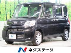 タントX SAIII 社外8型ナビフルセグTV スマートアシストI