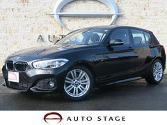 BMW118d Mスポーツ 未使用車 パーキングサポートPKG
