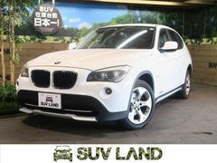 BMW X1sDrive 18i HDDナビ ビルトインETC