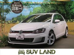 VW ゴルフGTIベースグレード 純正ナビ フルセグTV 禁煙車 1オーナー