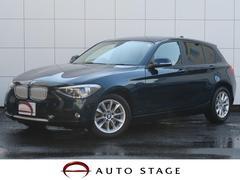BMW116i スタイル 純正HDDナビ バックカメラ ETC