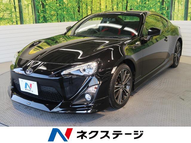 トヨタ GT モデリスタエアロ 純正SDナビ パドルシフト