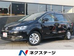 VW シャランTSI コンフォートライン ワンオーナー キセノン 純正ナビ