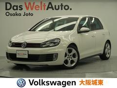 VW ゴルフGTI 認定中古車 1オーナー 純正ナビ/地デジ ETC