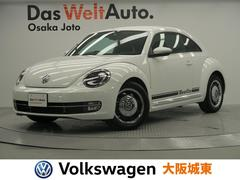 VW ザ・ビートルデザイン SDナビ/フルセグ ETC スマートキー