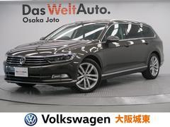 VW パサートヴァリアントTSIハイライン 純正ナビ/地デジ・ETC・バックカメラ