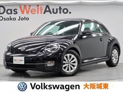 VW ザ・ビートルデザイン 純正ナビ/フルセグ HIDヘッド ETC