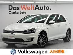 VW ゴルフGTEベースグレード 認定中古車・純正ナビ/地デジ・LEDヘッド
