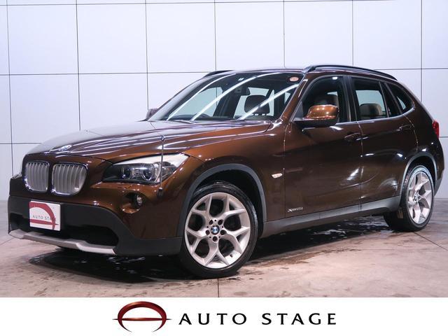 BMW xDrive 25i ハイラインパッケージ ベージュ革 ナビ