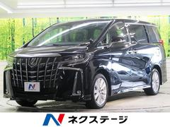 アルファード2.5S Aパッケージ 新車未登録車 11インチ大型ナビ
