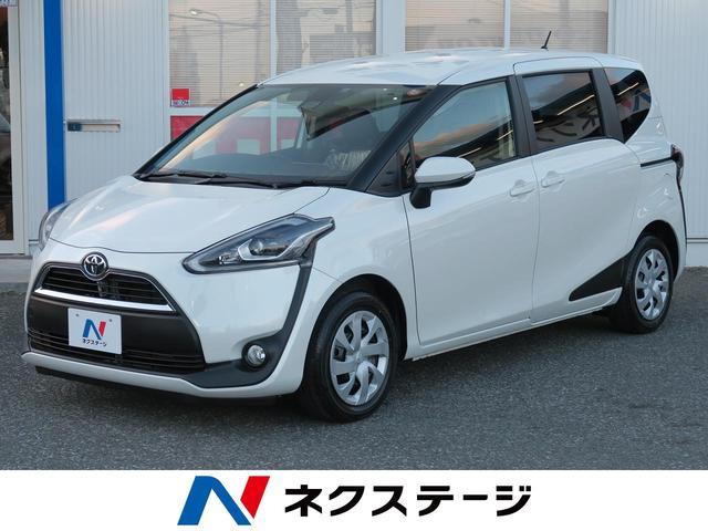 トヨタ G クエロ 登録済未使用 社外SDナビ セーフティセンス