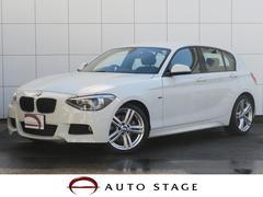 BMW116i Mスポーツ 純正18AW ワンオーナー ETC