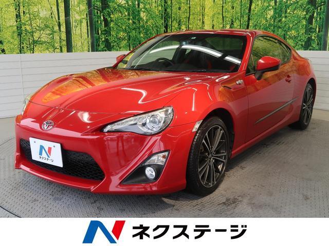 トヨタ GT 6MT 社外HDDナビ 純正17AW