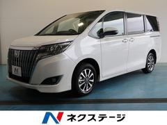 エスクァイアXi 新車未登録 セーフティーセンス 両側パワスラ 7人乗り
