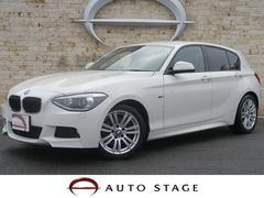 BMW116i Mスポーツ 純正ナビ スマートキー パワーシート