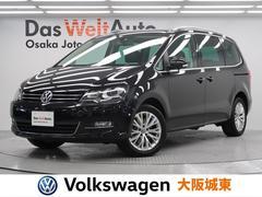 VW シャランTSI ハイライン 純正SDナビ・リアカメラ・電動ドア