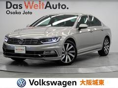 VW パサートTSI Rライン 純正ナビ・ACC・車線キープ・後方衝突軽減