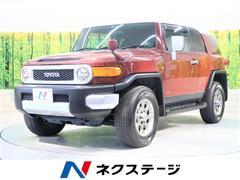 FJクルーザーカラーパッケージ キーレスエントリー 4WD