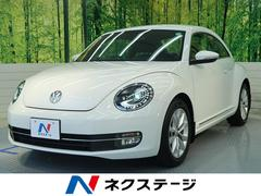 VW ザ・ビートルデザインレザーパッケージ メモリナビ ETC シートヒーター