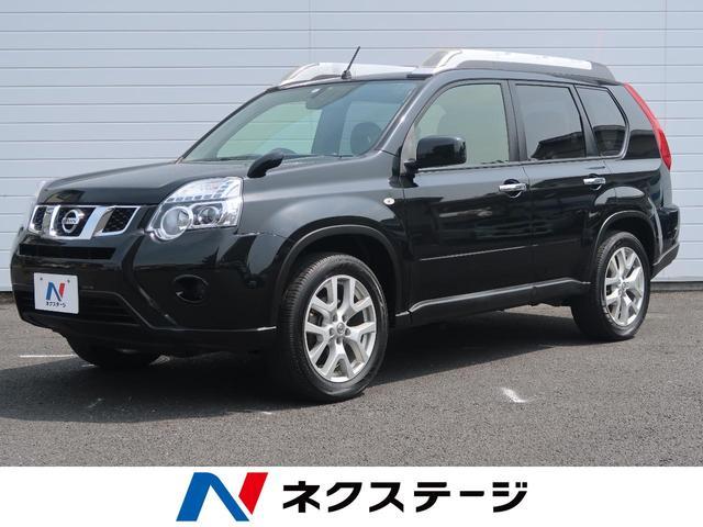 日産 20Xt 純正ナビ ハイパールーフレール 4WD