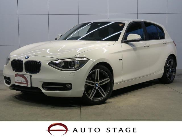 BMW 120i スポーツ コンフォートアクセス パワーシート ナビ