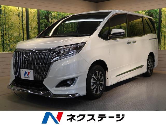 トヨタ Xi MC後モデル モデリスタエアロ 両側電動ドア