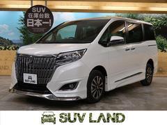 エスクァイアXi 4WD 新車未登録 7人乗 両側パワスラ 寒冷地仕様