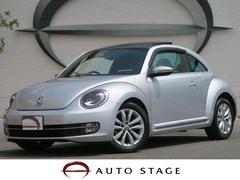 VW ザ・ビートルデザインレザーパッケージ 新品フルセグナビ 黒革 サンルーフ