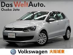 VW ポロTSIコンフォートラインブルーモーション 認定中古車