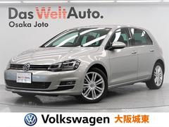 VW ゴルフTSIハイラインデア エアステブルーモーションテクノロジー