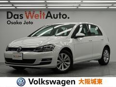 VW ゴルフTSIコンフォートラインブルーモーション 認定中古車