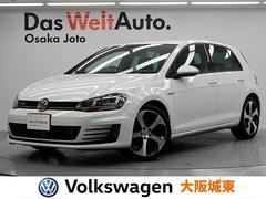 VW ゴルフGTIベースグレード 認定中古車