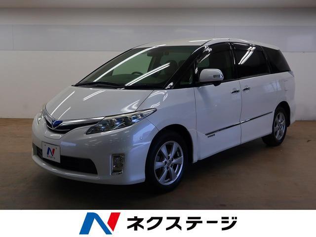 トヨタ G 4WD メーカーHDDナビ