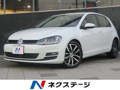 VW ゴルフTSIハイラインブルーモーション DCCPKG 1オーナー