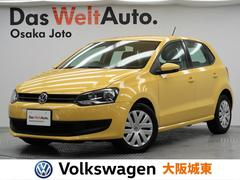VW ポロ1.4 コンフォートライン 認定中古車・キーレス・ETC