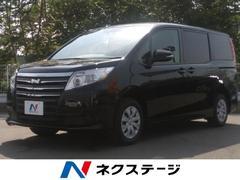 ノアX トヨタセーフティセンス 純正SDナビ 電動スライドドア