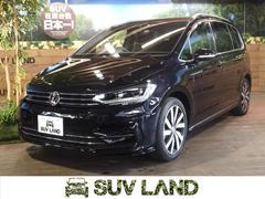 VW ゴルフトゥーランTSI Rライン 純正SDナビフルセグ レーダークルーズ