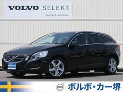 ボルボ V60T4 認定 黒革 純正ナビ地デジ セーフティPKG ACC