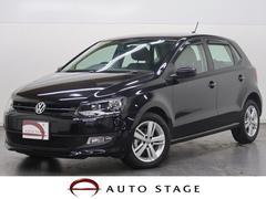 VW ポロアクティブ2 ブルーモーションテクノロジー 純正ナビ ETC