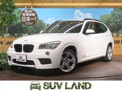 BMW X1sDrive 18i Mスポーツ 純正HDDナビ ETC