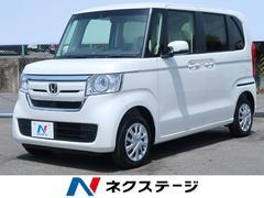 N BOXG・Lホンダセンシング 届出済み未使用車 4WD