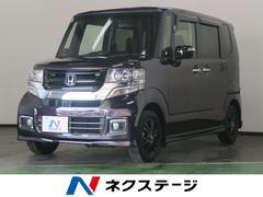 N BOXカスタムG特別仕様車SSブラックスタイルパッケージ シートヒーター