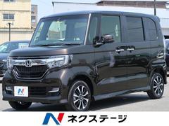 N BOXカスタムG・EXホンダセンシング 4WD 届出済未使用車 現行型