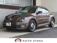 VW ザ・ビートルデザイン 新品ナビ 純正17AW HID 禁煙車